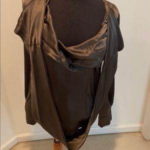 Plein Sud Silk Blouse